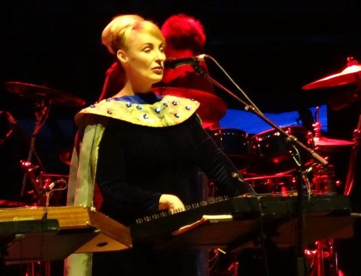 Dead Can Dance,Nîmes 2013