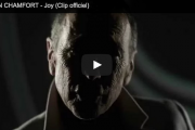 Alain Chamfort : Joy (clip officiel)