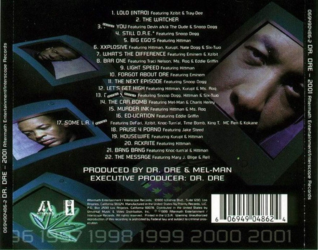 Dr_Dre-2001-Trasera