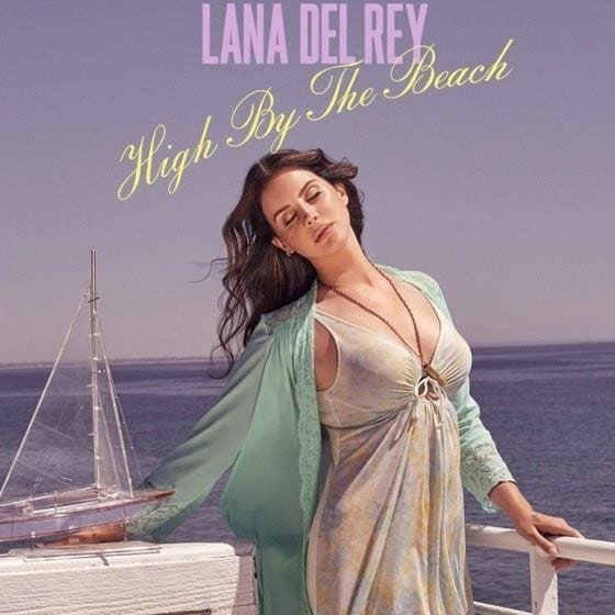 High By The Bitch-Lna del rey