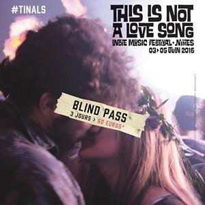 festival this is not a love song,blindpass