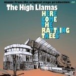 the high llamas, here come the rattling trees