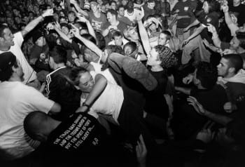 vision of disorder, razed to the ground