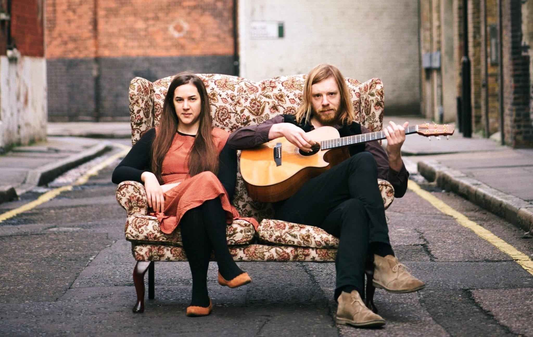 Josienne Clarke & Ben Walker, band