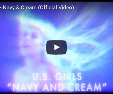 Navy & Cream, U.S. Girls, clip