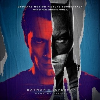 Batman V Superman ost bo