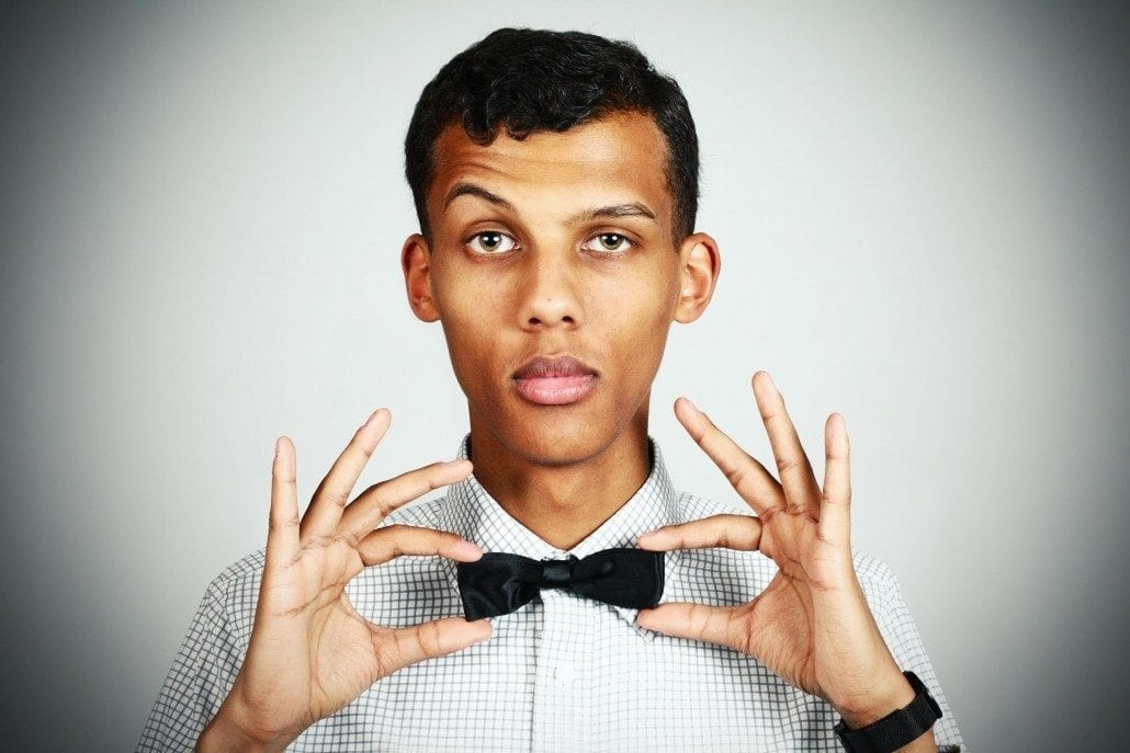 stromae le livre de la jungle