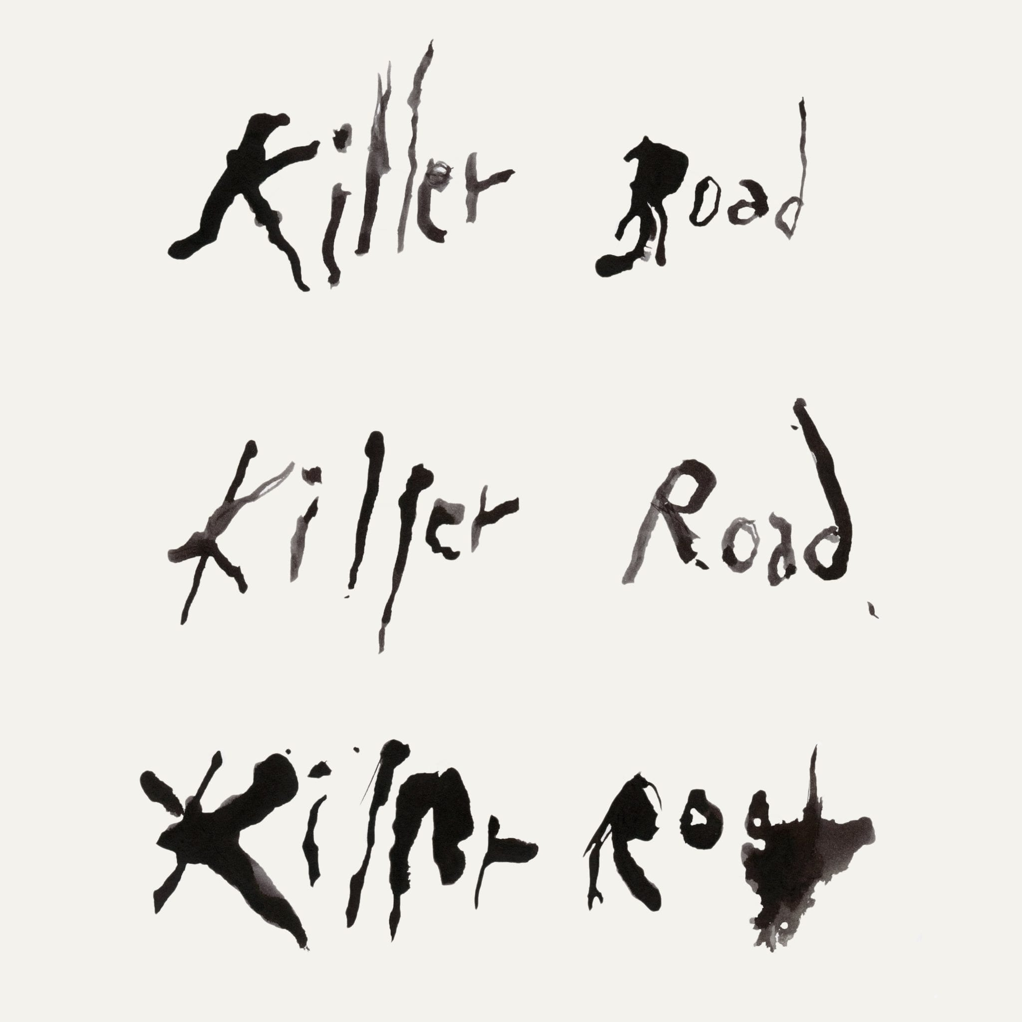 Patti Smith, Soundwalk Collective, Killer Road, cover