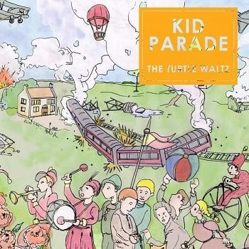 kid parade,the turtle waltz