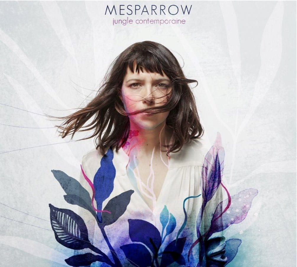 Mesparrow, Jungle Contemporaine, cover
