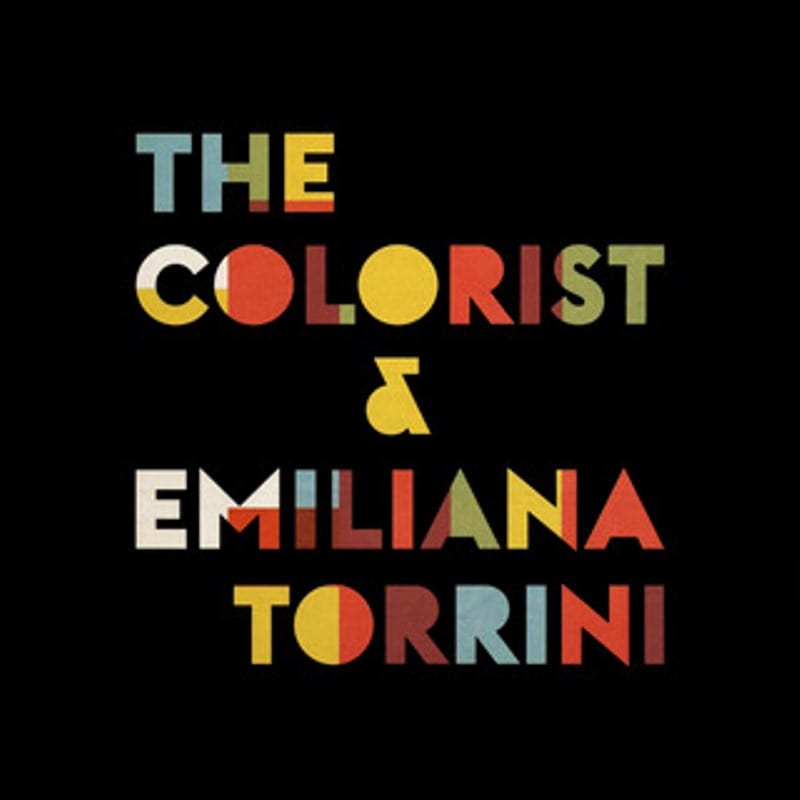 Emiliana Torrini, The Colorist & Emiliana Torrini, cover