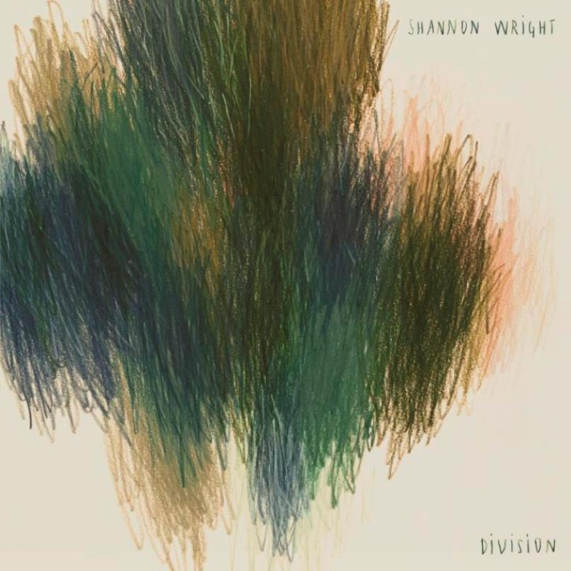 Shannon Wright, Division, cover