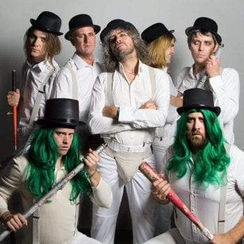 the flaming lips,2017