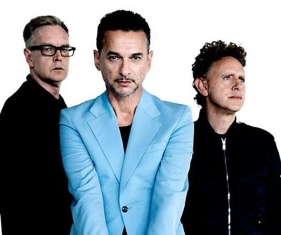 Depeche Mode, band, promo