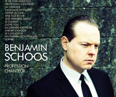 Benjamin Schoos,profession chanteur