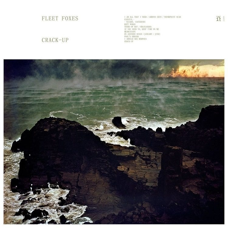 fleet foxes,crack-up