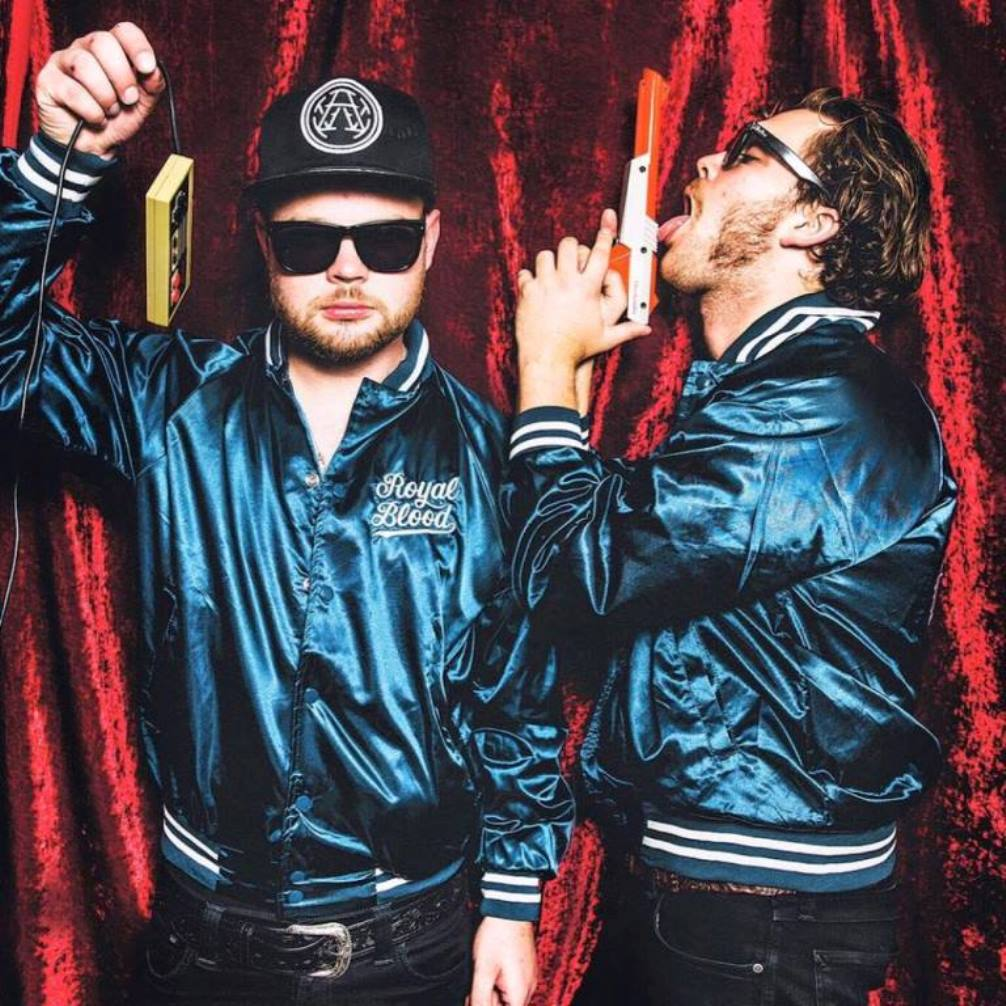 Royal Blood, promo