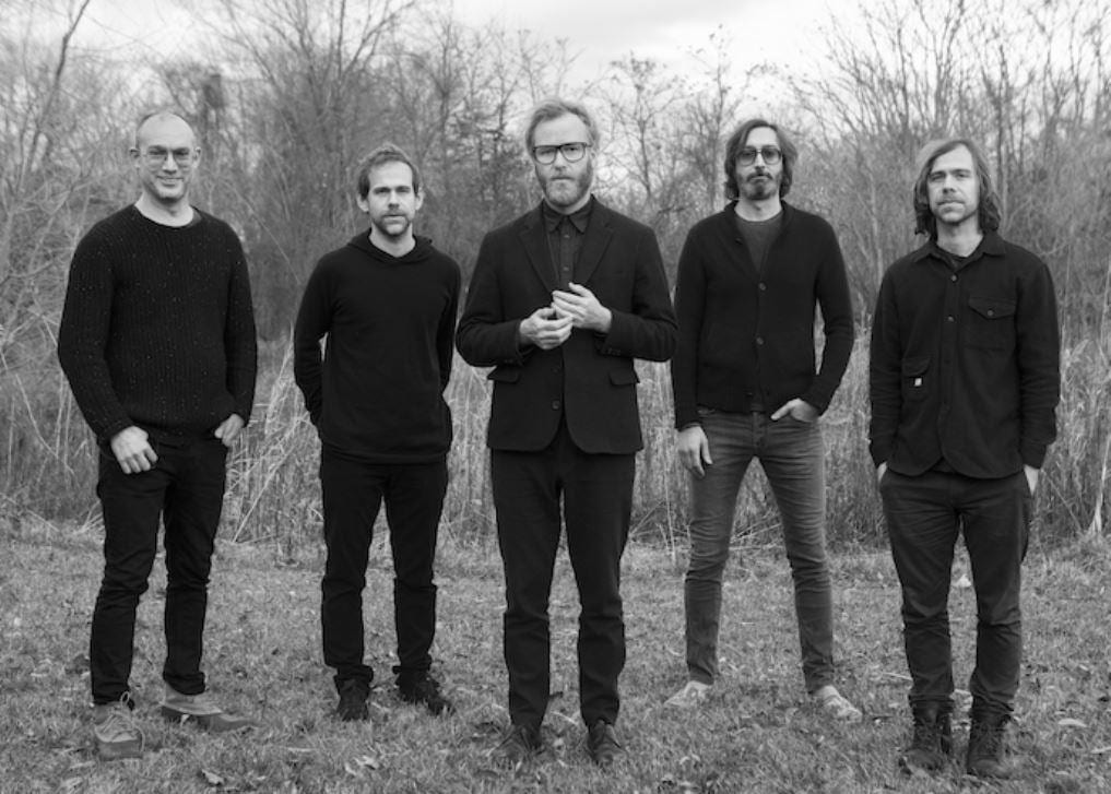 The National, band, promo