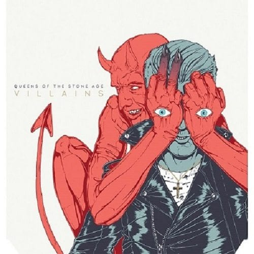Queens Of The Stone Age, Villains, cover