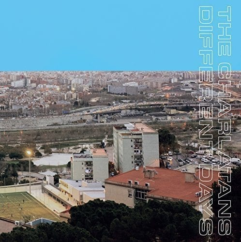 The Charlatans,different days