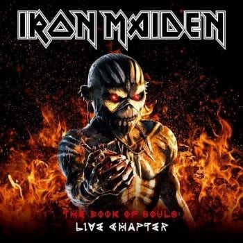 iron maiden, the book of souls,live chapter