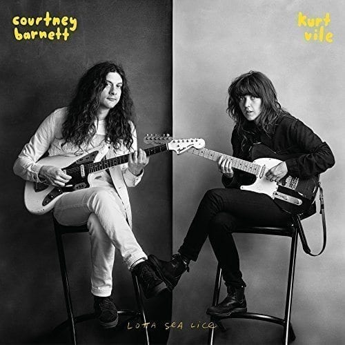 courtney barnett,kurt vile