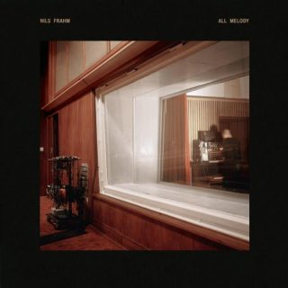 Nils Frahm, All Melody, cover
