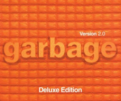 Garbage, Version 2.0, 20th Anniversary Edition, cover