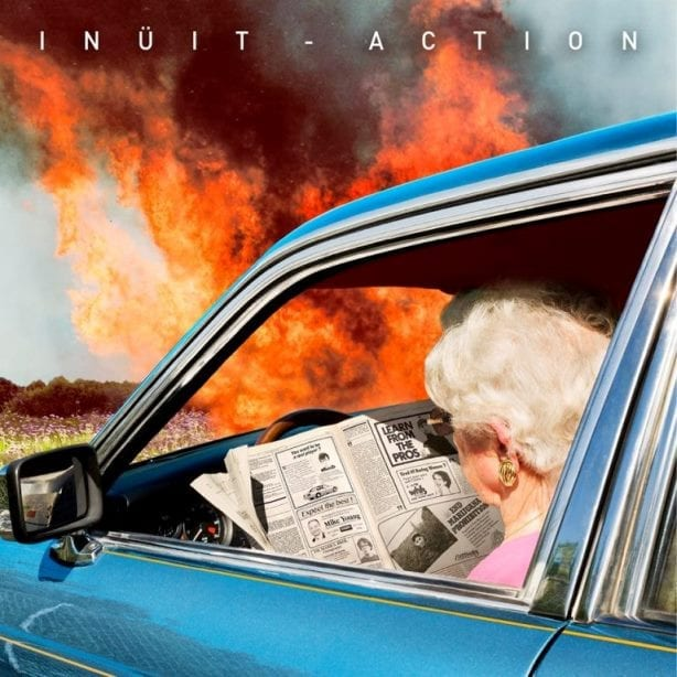 INÜIT, Action, cover