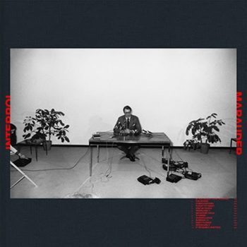Interpol, Marauder, cover