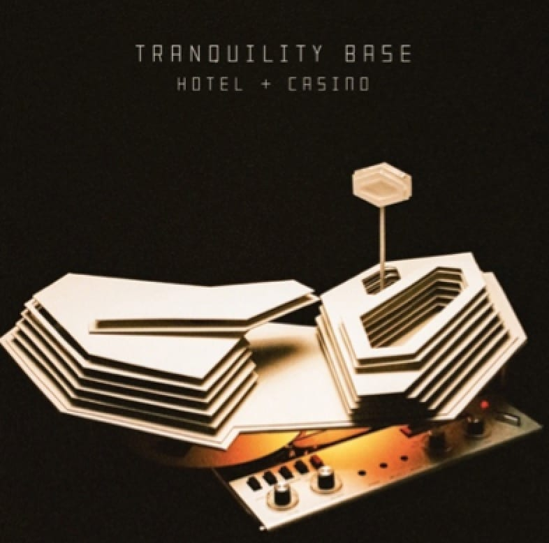 Tranquility Base Hotel Casino artwork- Arctic Monkeys